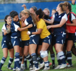 Cypress College Women's Soccer
